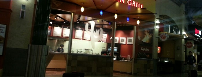 Qdoba Mexican Grill is one of Ankitさんのお気に入りスポット.
