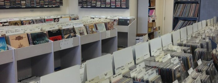 Turntables Unlimited is one of Record Shops.