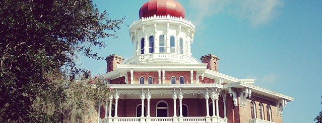 Longwood Mansion is one of Natchez.