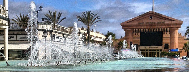Shopping Center Safari is one of to do at Tenerife.