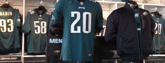 Eagles Pro Shop is one of Philly.