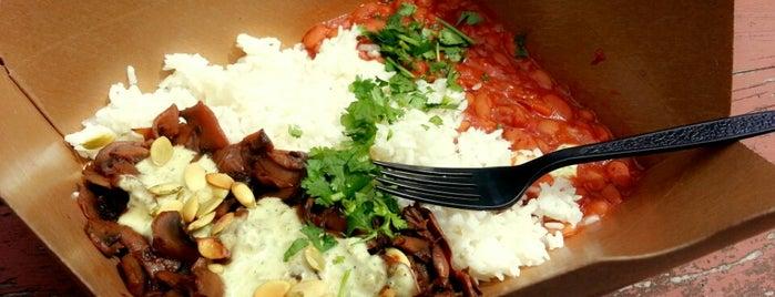 Contigo is one of Amazon Campus (SLU) Lunch Spots.