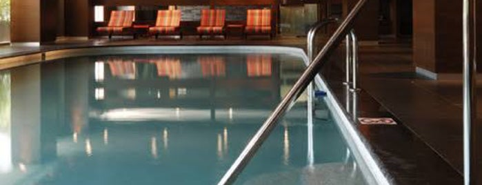 Sheraton Su Spa is one of sauna spa masaj.