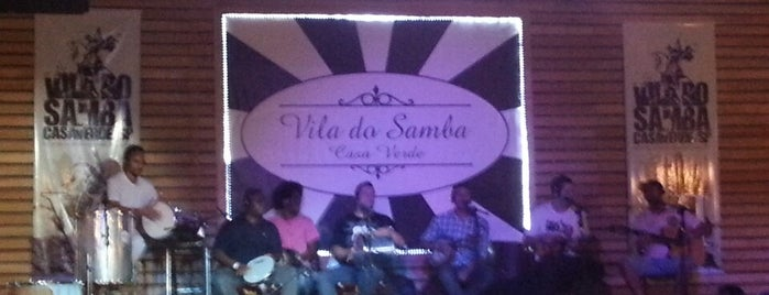 Vila do Samba is one of Casas de Shows/Música ao Vivo.