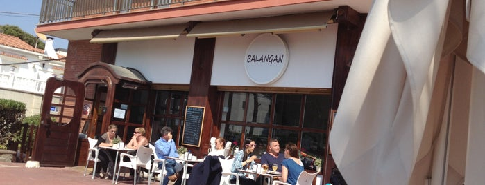 Balangan is one of Restaurantes.
