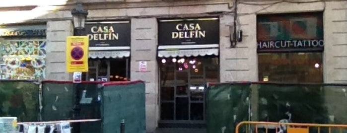 Casa Delfín is one of Where to Eat @BCN.
