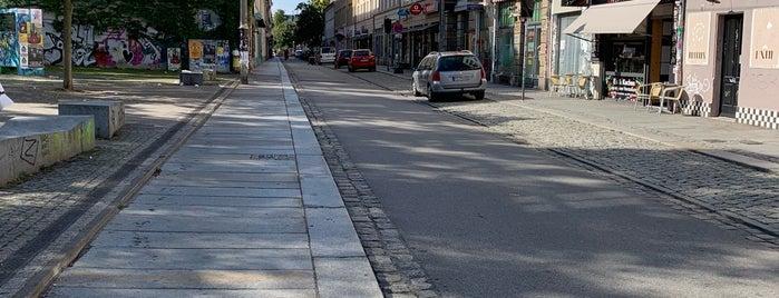 Neustadt is one of Dresden.