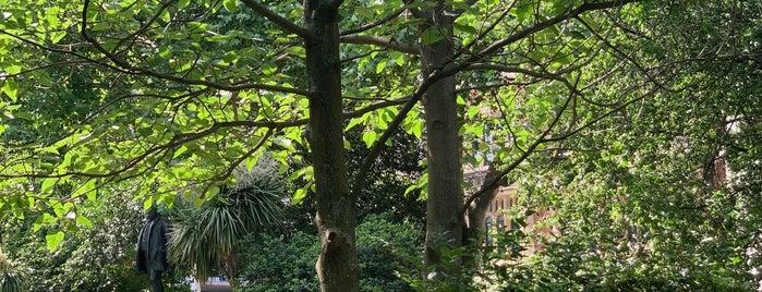 Temple Gardens is one of Orte, die Carl gefallen.