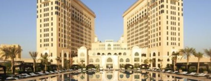 The St. Regis Doha is one of Qatar.