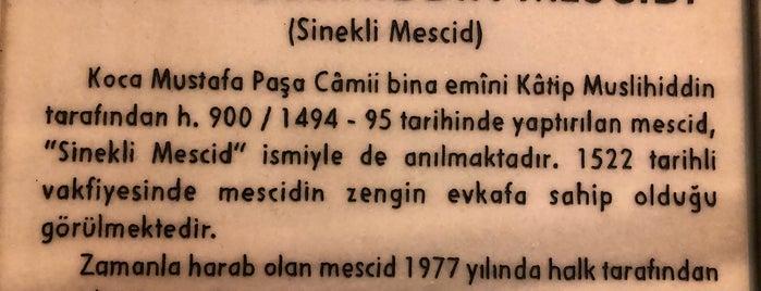 Katip Muslihiddin Cami is one of ÜSKÜDAR_İSTANBUL.