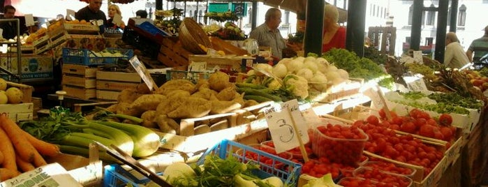 Mercato di Rialto is one of Best of Venice for foodies.