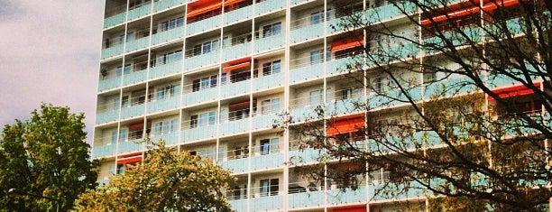 Hansaviertel is one of 1 | 111 Orte in Berlin die man gesehen haben muss.