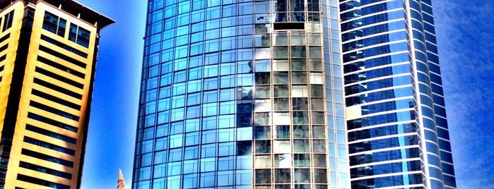Media One Hotel is one of B'ın Beğendiği Mekanlar.