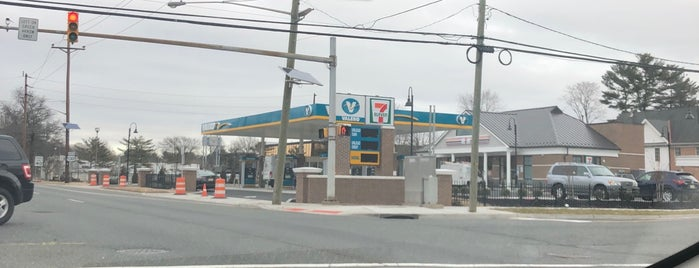 Valero Gas is one of Gas Stations.