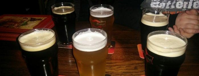 To Dublin is one of Киевские мини-пивоварни / Kyiv Breweries.