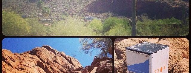 Summit Trail (Echo Canyon) is one of Arizona (AZ).