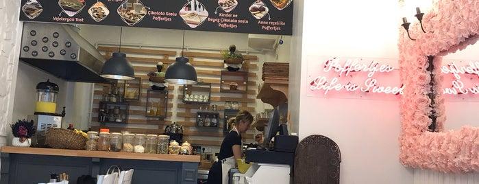 Poffertjes is one of Kahvaltı.