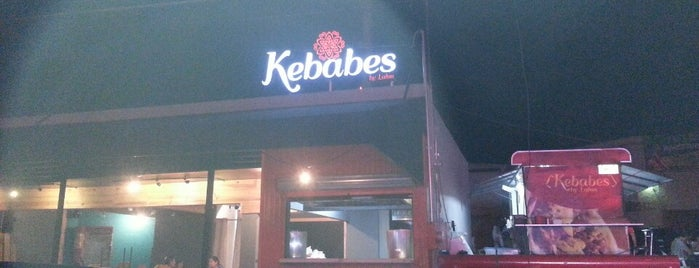 Kebabes by Lahm is one of Mty Best.