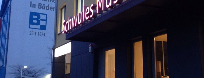 Schwules Museum is one of Berlin Museum & History.