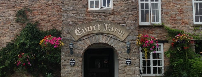 Court Farm Inn is one of Orte, die Carl gefallen.