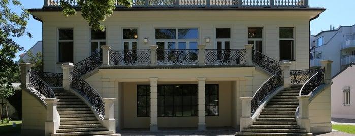 Klimt-Villa is one of Vienna my love.