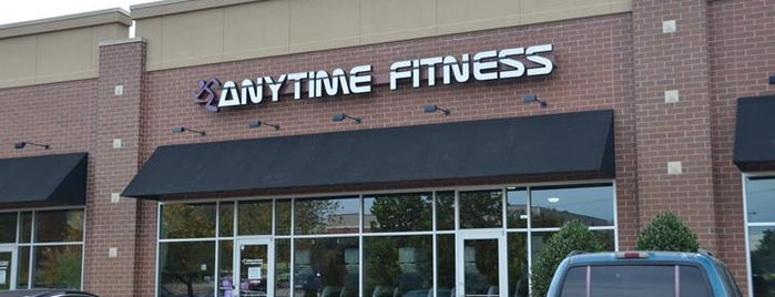 Anytime Fitness is one of jason 님이 좋아한 장소.