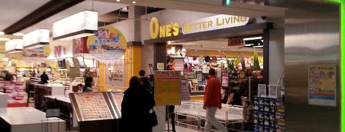 T&T Supermarket 大統華超級市場 is one of Sloto'nun Beğendiği Mekanlar.