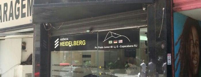 Agência Heidelberg is one of Leo'nun Beğendiği Mekanlar.
