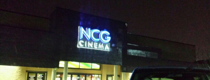 NCG Cinema Stone Mountain is one of Orte, die Harvey gefallen.
