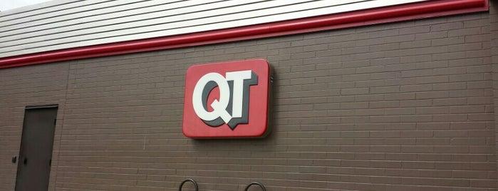 QuikTrip is one of Orte, die Harvey gefallen.