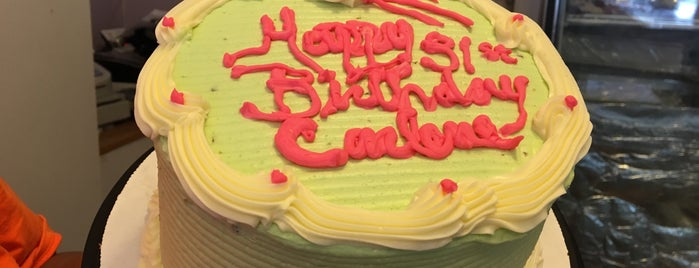 The Cake Ambiance is one of Lugares favoritos de Mark.