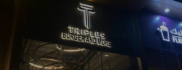 Triple S is one of Riyadh Sandwiches & BBQ.