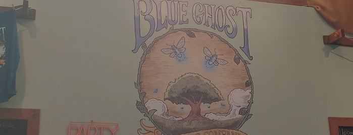 Blue Ghost Brewing Company is one of NC Breweries.