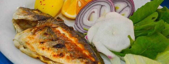 Balıkçı Bülent is one of antalya.