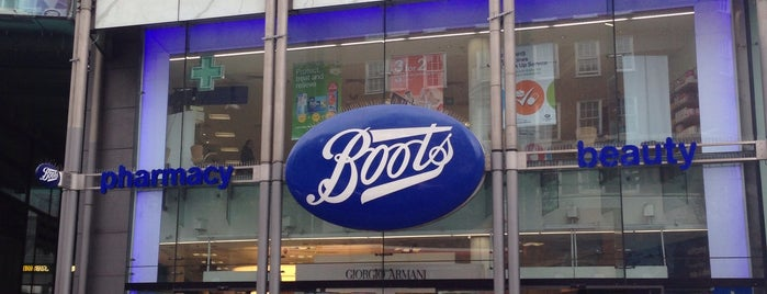 Boots is one of David'in Beğendiği Mekanlar.