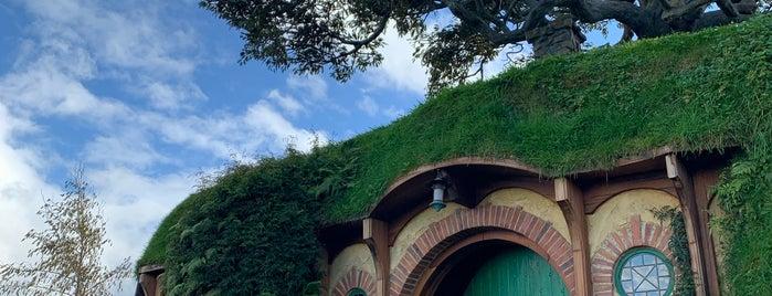 Hobbiton Movie Set is one of Nuova Zelanda.
