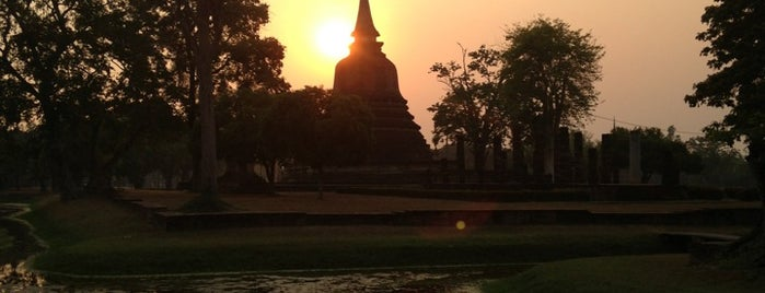 Historic Town of Sukhothai is one of Tempat yang Disukai Jamie.