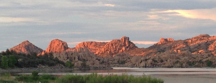 Watson Lake Recreational Park is one of Great places to photograph.