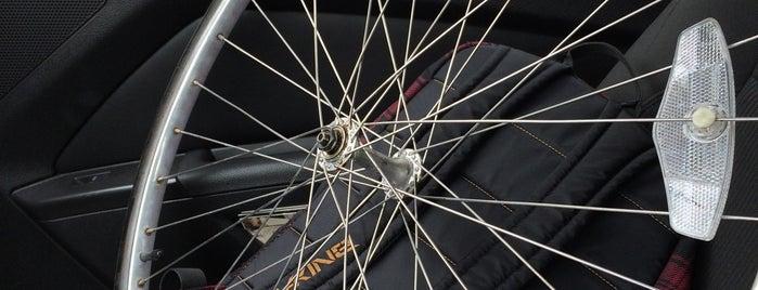 Kraynicks Bike Shop Inc is one of Before leaving pgh.