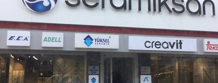 ARMA SERAMİK is one of Tempat yang Disukai Evren.