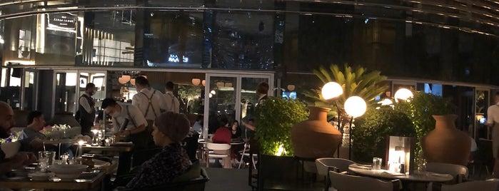 The Galliard is one of Dubai - Dinner.