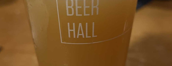 Bayberry Beer Hall is one of Providence, RI.
