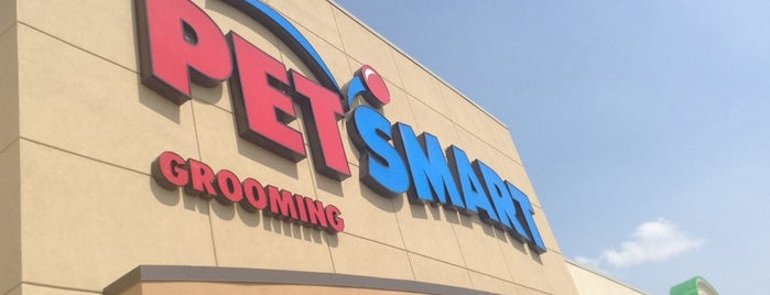 PetSmart is one of Winnipeg.