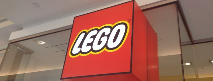 LEGO Store is one of Winnipeg.