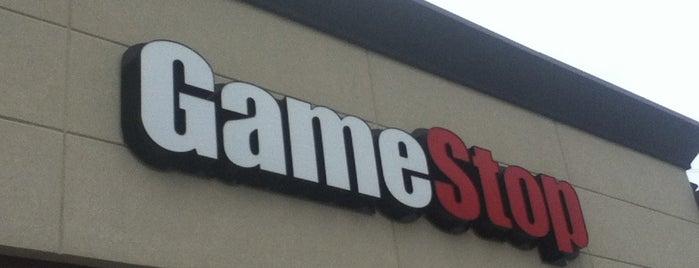 GameStop is one of Winnipeg.