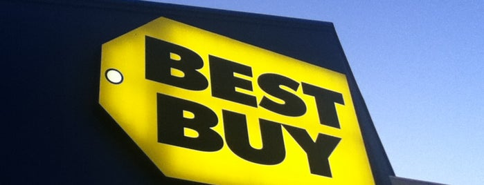Best Buy is one of Winnipeg.