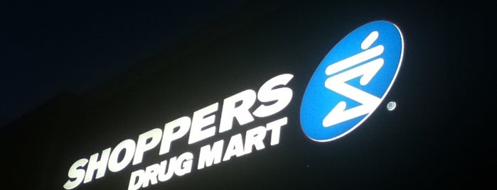 Shoppers Drug Mart is one of Andre's Liked Places.