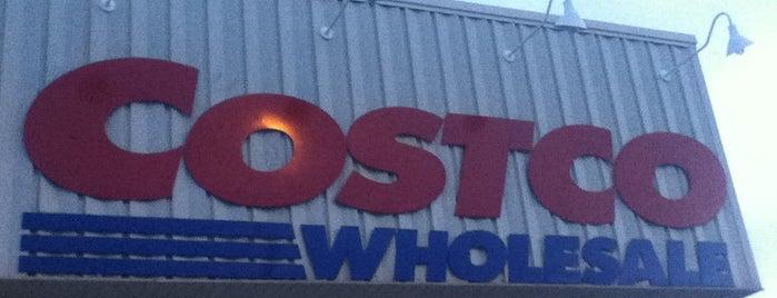 Costco is one of Winnipeg.