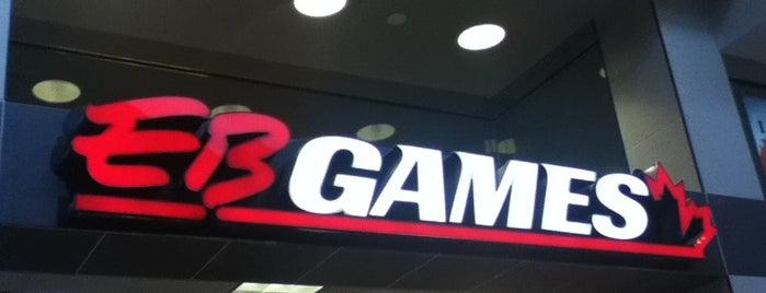 GameStop / EB Games is one of Winnipeg.