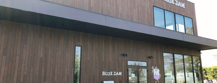 BLUE JAM is one of Bakery.